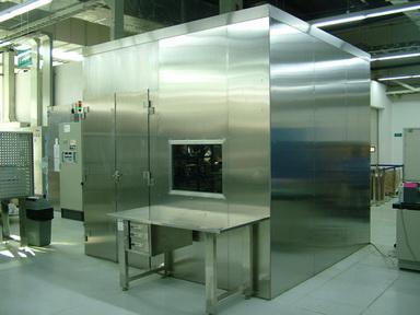 实验室雷竞技平台铅房/不锈钢铅房
