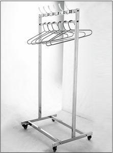 移动式铅衣架/Xγ射线雷竞技平台服专用铅衣架A款