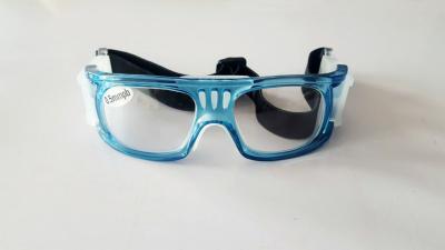 运动镜防辐射铅眼镜